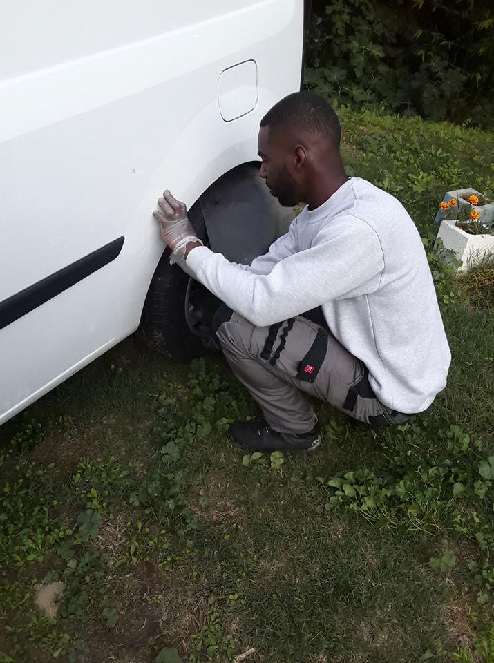 Recherche de panne électrique Renault Kangoo